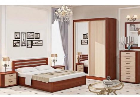 Спальня СП-4572 Де Люкс Комфорт Мебель