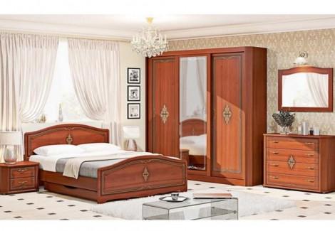 Спальня СП-4573 Люкс Комфорт Мебель