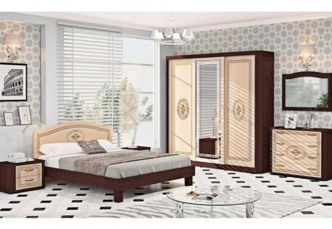 Спальня СП-4574 Люкс Комфорт Мебель