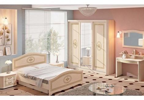 Спальня СП-4575 Люкс Комфорт Мебель