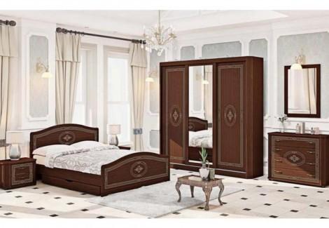 Спальня СП-4576 Люкс Комфорт Мебель