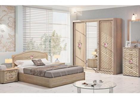 Спальня СП-4578 Люкс Комфорт Мебель