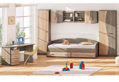 Детская ДЧ-4112 Волна Комфорт Мебель