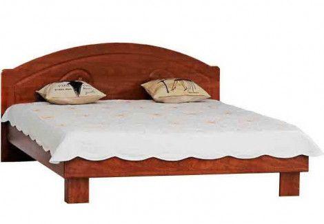Кровать «К-120» без матраса (Комфорт-мебель)