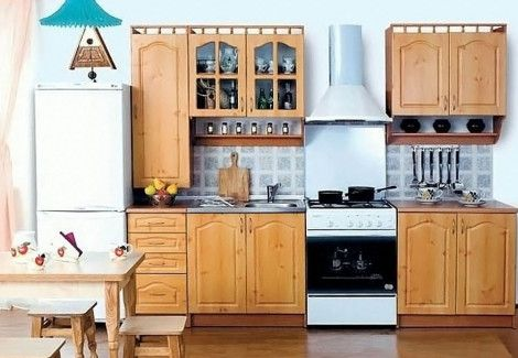 Кухня 2.0 Лак с пеналом Карина (БМФ)