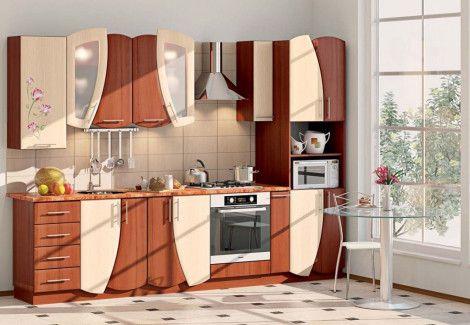 Кухня Уют (Комфорт мебель) посекционно