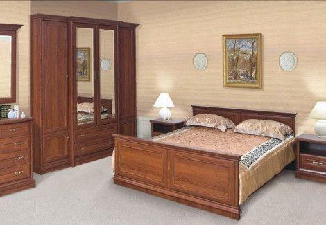 Спальня Кантри (Світ меблів)