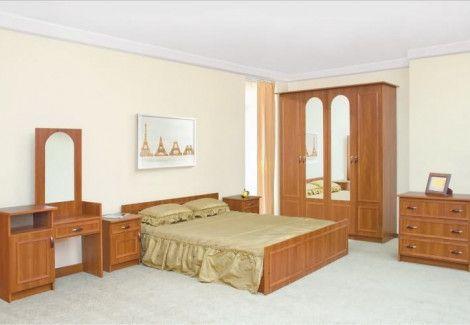 Спальня «Ким» (Світ меблів) орех
