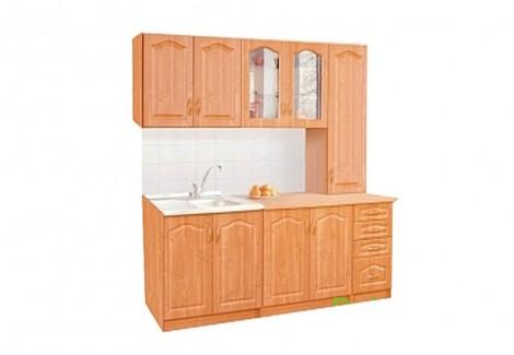 Кухня Оля 2,0м с Пеналом Світ Меблів