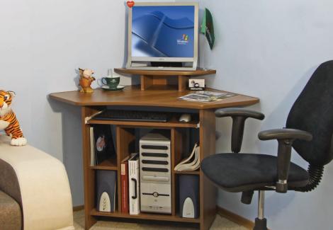 Стол компьютерный СКК-3 №4