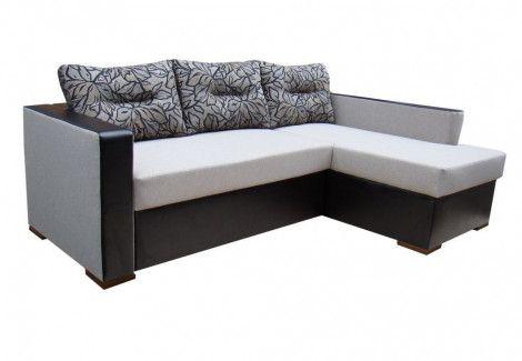 Угловой диван «Денвер А» (Вика)