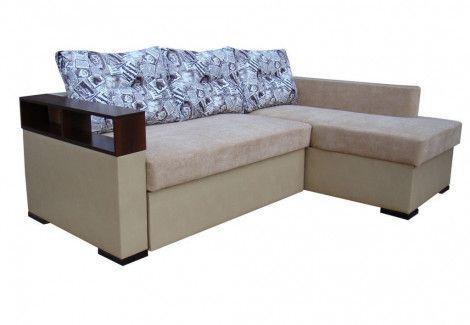 Угловой диван «Денвер В» (Вика)