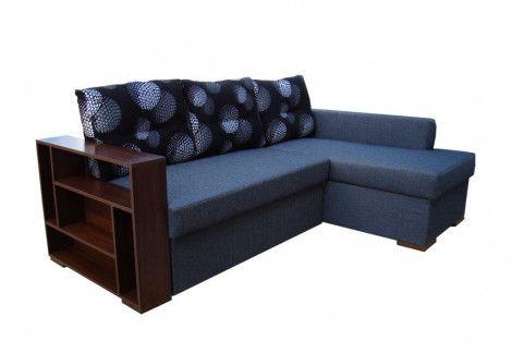 Угловой диван «Денвер С» (Вика)