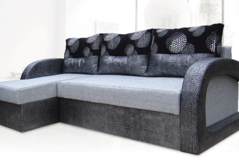 Угловой диван «Респект» (Вика)