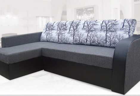 Угловой диван «Честер» (Вика)