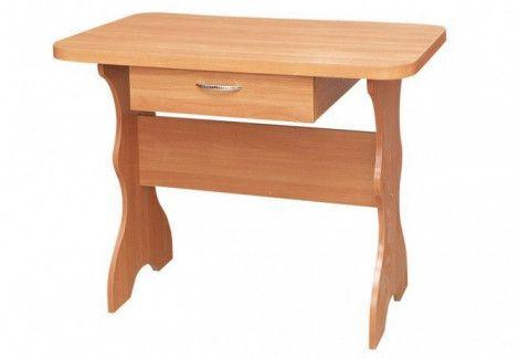 Кухонный стол простой с ящиком (Пехотин)