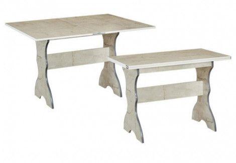Кухонный стол раскладной - 1 (Пехотин)