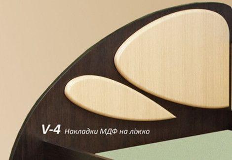 Накладка МДФ V-4
