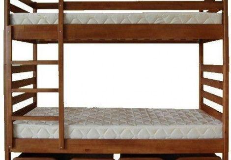 Двухъярусная кровать «Трансформер 1» (Тис)