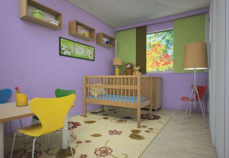 Кровать детская (ТИС)