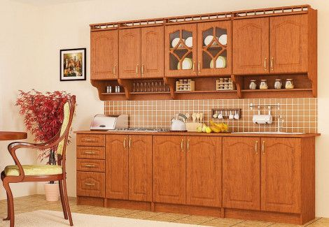 Кухня Корона Мебель-Сервис