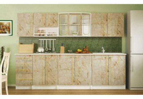 Комплект кухни Алина 2.6 Мебель-Сервис