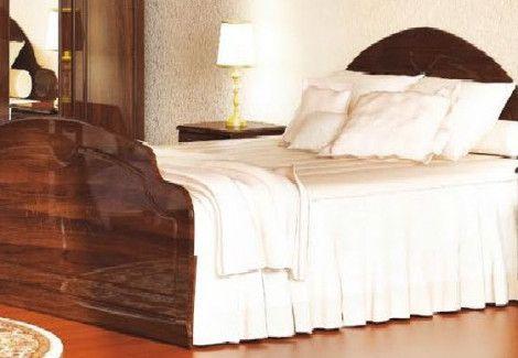 Кровать «Глория Лак» (Мебель-сервис)