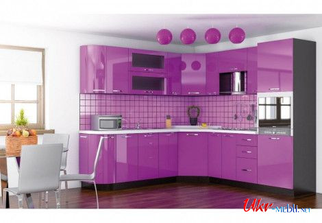 Кухня «Гамма» (Мебель-сервис)