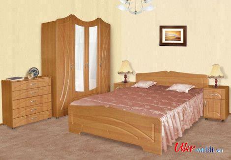 Спальня Гера  Пехотин