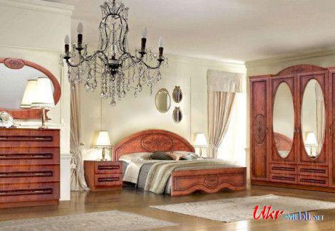 Модульная спальня Василиса Мастер-Форм