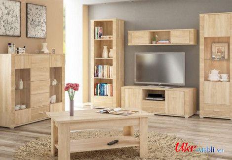 Модульная система «Гресс» (Мебель-Сервис)
