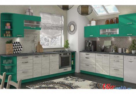 Кухня «Шарлотта» (Сокме)