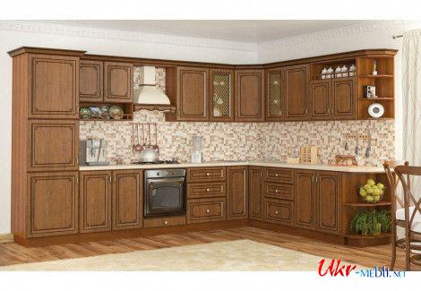 Кухня «Гранд» (Мебель-Сервис)