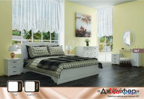 Спальня «Дженифер» (БМФ)