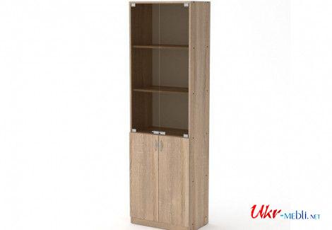 Шкаф книжный КШ-6 Компанит