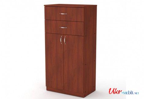 Шкаф книжный КШ-14 Компанит