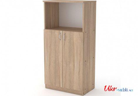 Шкаф книжный КШ-15 Компанит