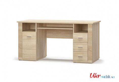 Стол письменный 1Д 3Ш Гресс Мебель Срвис
