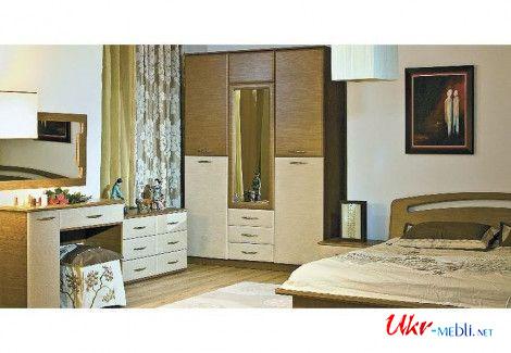 Спальня «Верона» (БМФ)