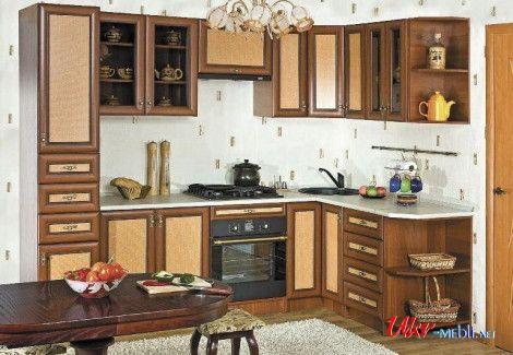 Кухня «Оля Люкс» (БМФ)