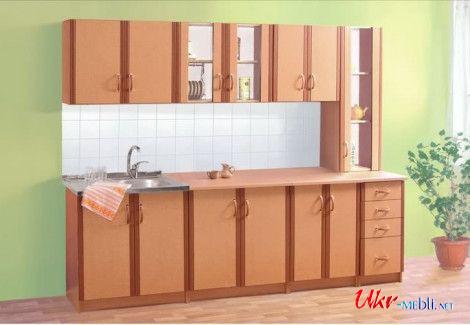 Кухня «Лара» (Світ Меблів)
