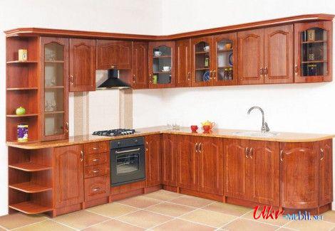 Кухня «Оля» глянцевая (Світ Меблів)