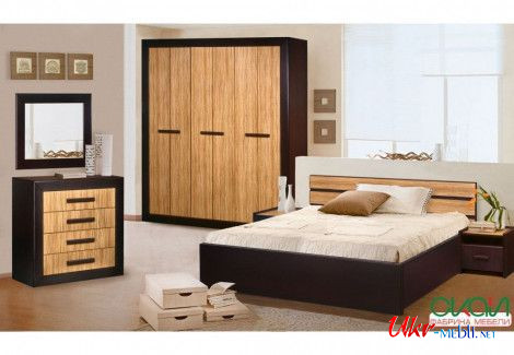 Спальня Линда Нова (Скай)