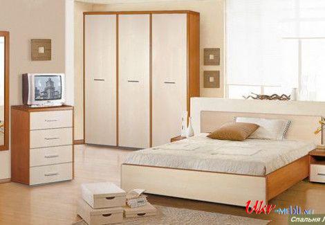 Спальня «Линда» (Скай)
