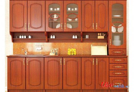 Кухня «Оля Нова» (Мебель-сервис)