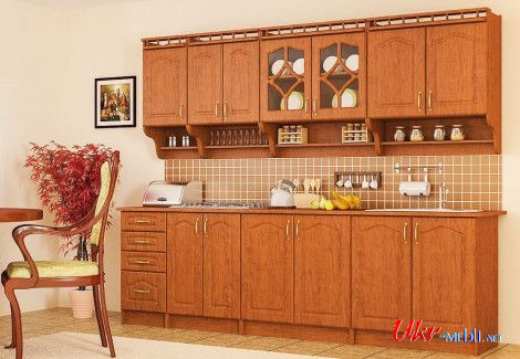 Кухня «Корона» (Мебель-сервис)