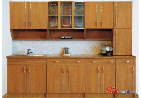 Кухня «Павлина» (Мебель-сервис)