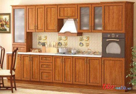 Кухня «Ника рамка» (Мебель-сервис)