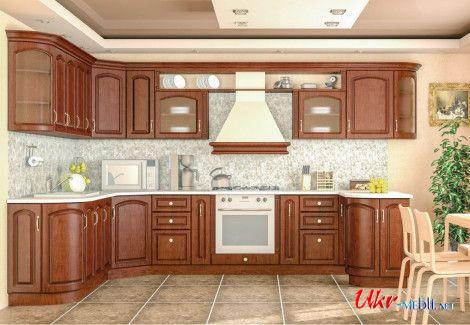 Кухня «Жасмин» (Мебель-сервис)