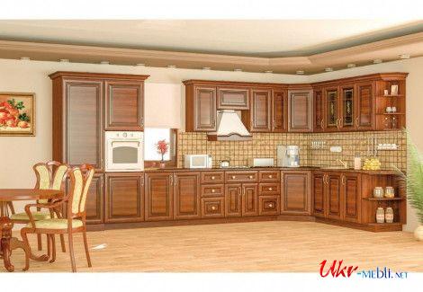Кухня «Франческа» (Мебель-сервис)